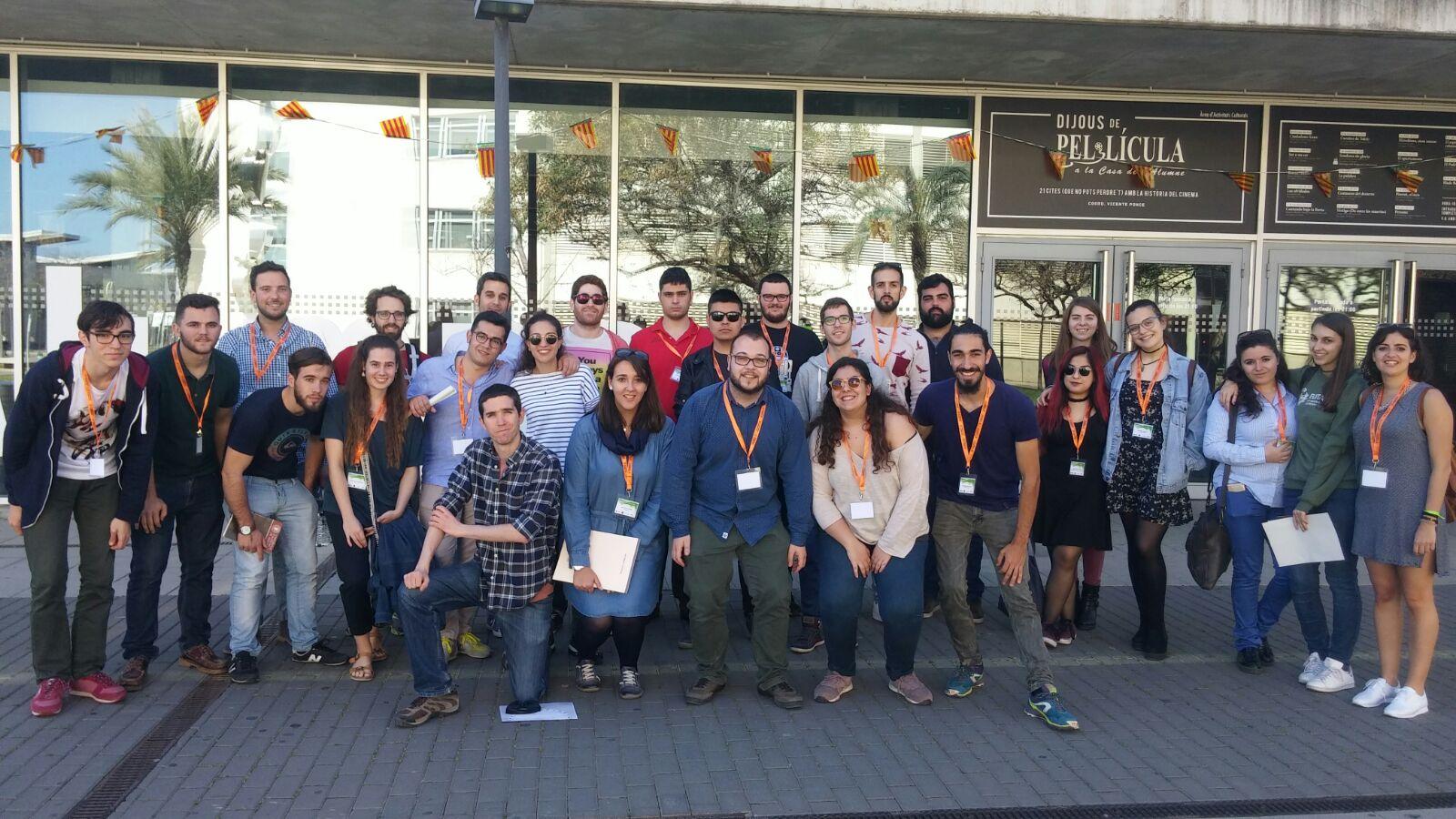 Resumen del III Encuentro de Representantes de Estudiantes de Ingenierías Agroforestales en Valencia